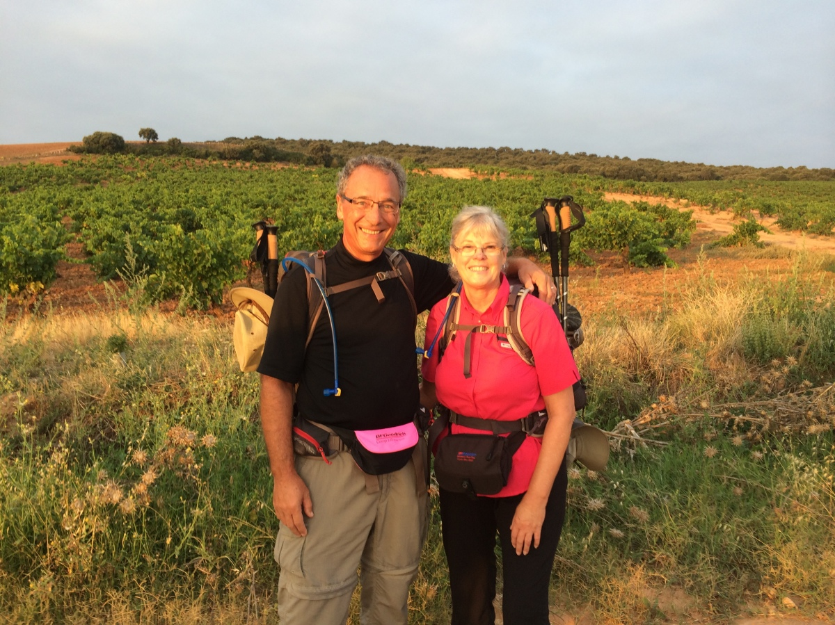 Camino Frances 2017 – Our Way
