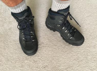 Jim's Lowa boots