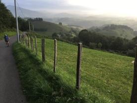 Steep climb = better views