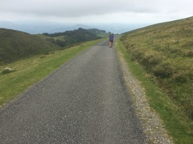 More gradual inclines as we neared Vierge de Biakorri